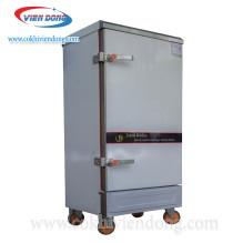 Tủ nấu cơm công nghiệp giá rẻ dùng điện Trung Quốc