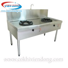 Bếp Á 2 họng gas