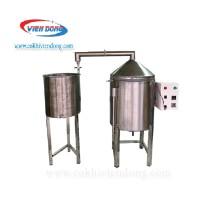 Nồi nấu rượu điện 10kg/ mẻ