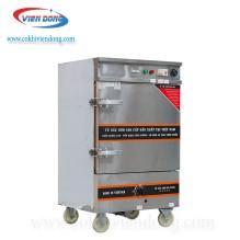 Tủ hấp công nghiệp 6 khay Việt Nam (15Kg gạo/lần)
