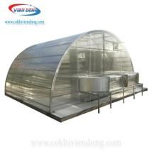 Máy sấy nông sản bằng năng lượng mặt trời