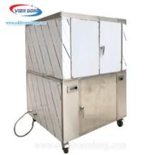 Máy rửa bát công nghiệp xoay VD800