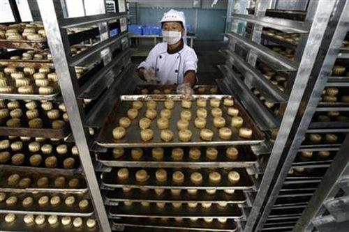 Video thiết bị làm bánh mì