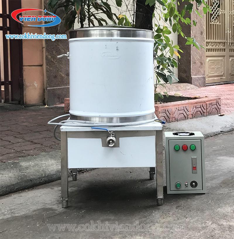 Nồi nấu phở tủ điện chiết áp Viễn Đông có điều gì đặc biệt?