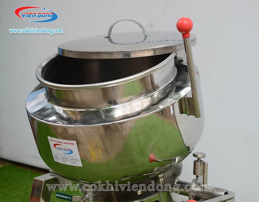 Máy làm giò chả 10kg 2 lớp