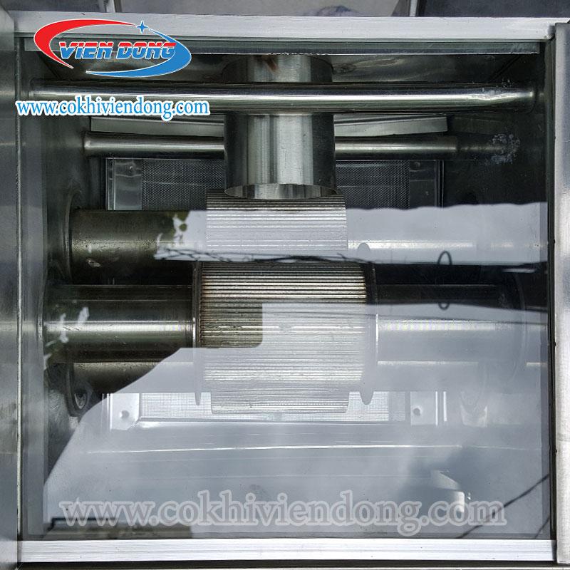 Xe nước mía cắt gọn ép 2 cây X4- 500