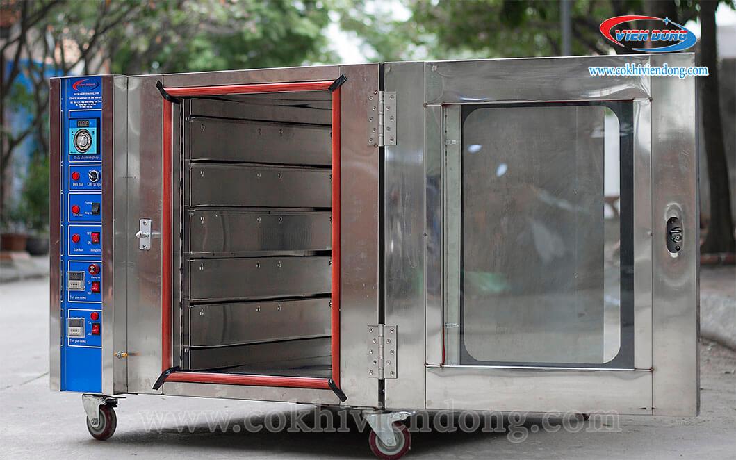 Lò nướng bánh mì đối lưu 5 khay VIỆT NAM