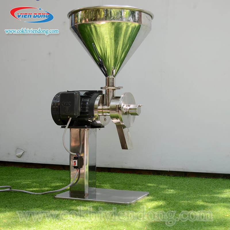 máy xay cafe công nghiệp INOX