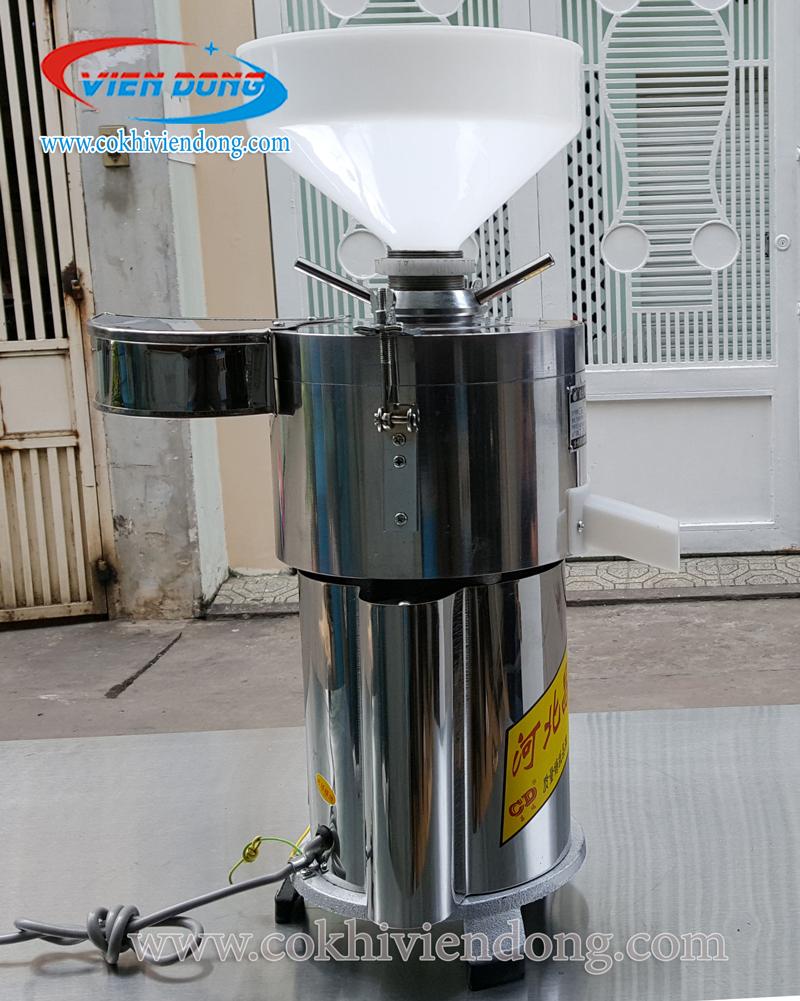 Máy xay đậu nành công nghiệp 1HP- giá rẻ, chất lượng cao