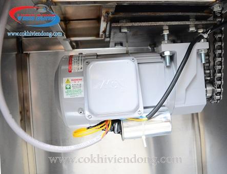 Động cơ nào phù hợp với máy ép mía siêu sạch