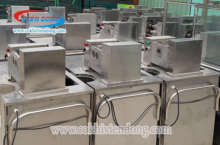 Phân loại các dòng máy ép nước mía siêu sạch Viễn Đông