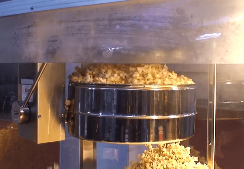 Máy nổ bắp rang bơ