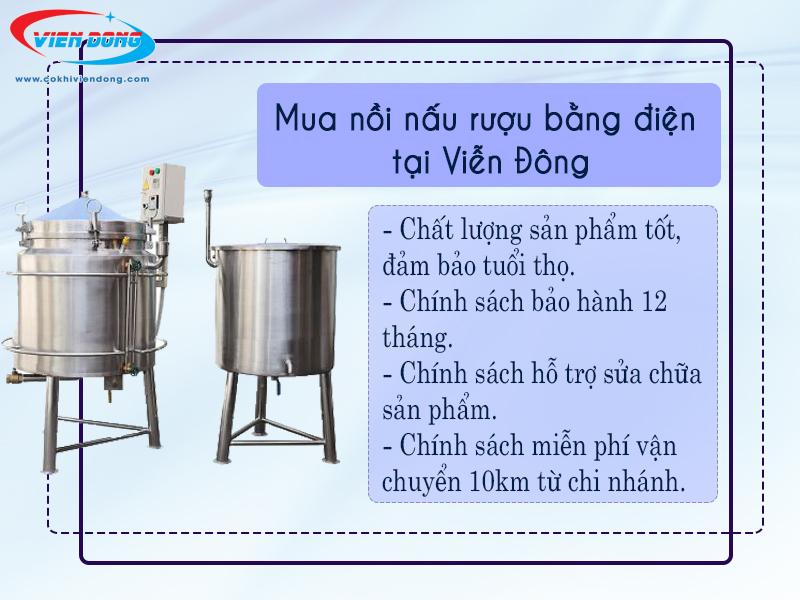 Thương hiệu số một cung cấp nồi nấu rượu điện chất lượng