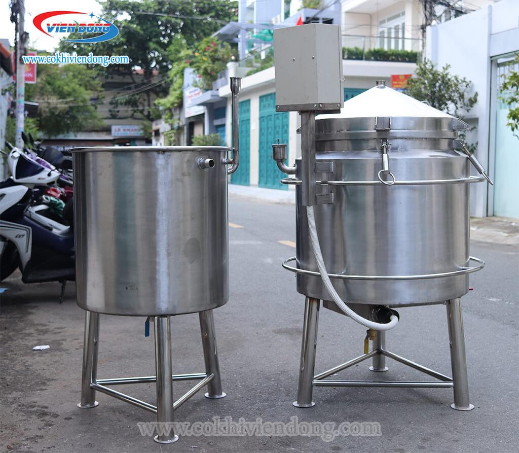 Giới thiệu tổng quan về nồi nấu rượu điện thương hiệu Viễn Đông