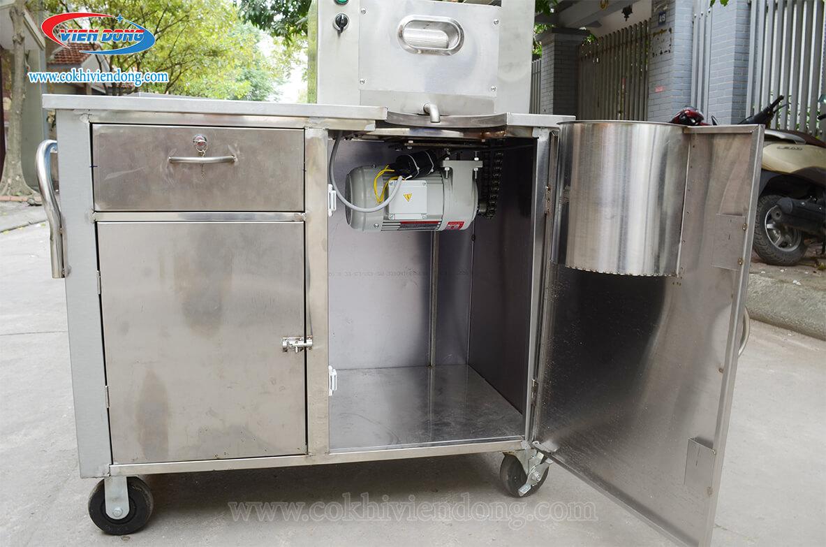Máy ép nước mía 2 cây X4-500 Pro