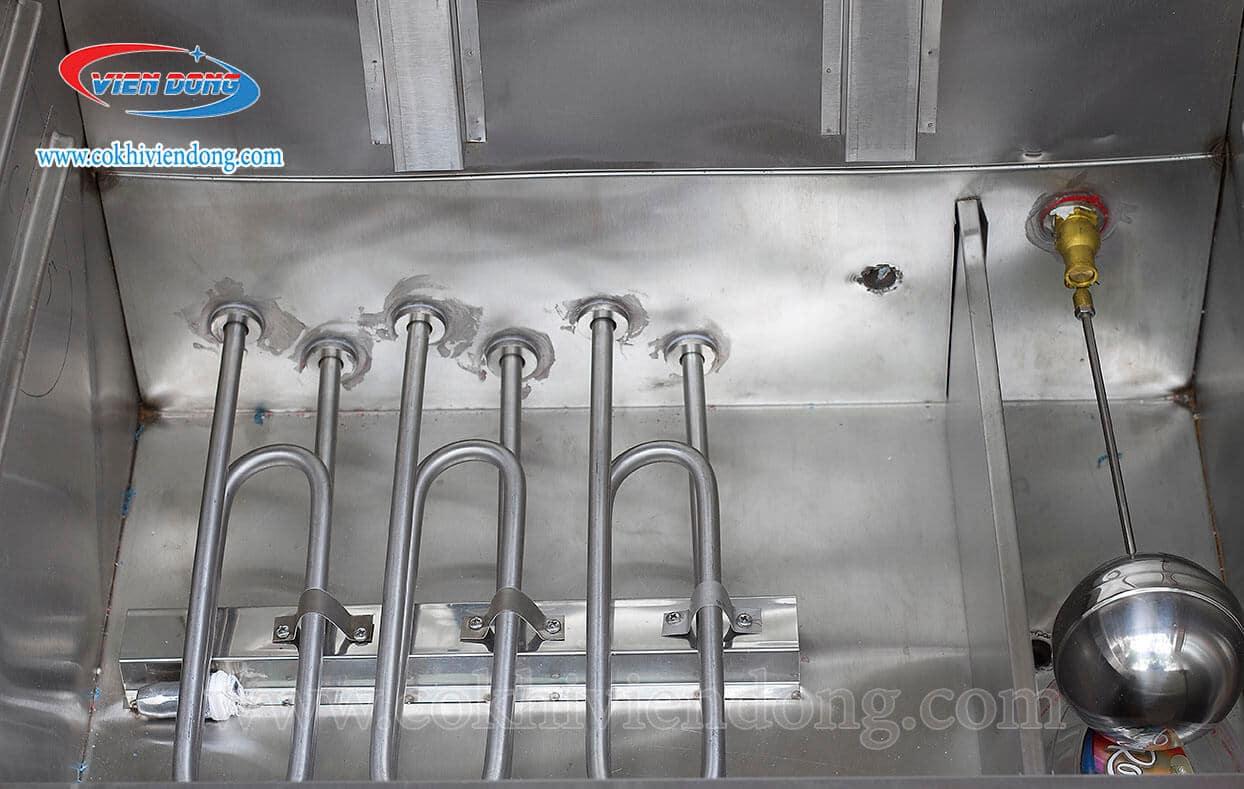 tủ hấp cách thủy công nghiệp