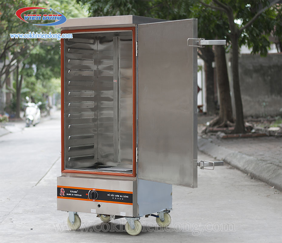 Tủ nấu cơm công nghiệp đặt theo yêu cầu