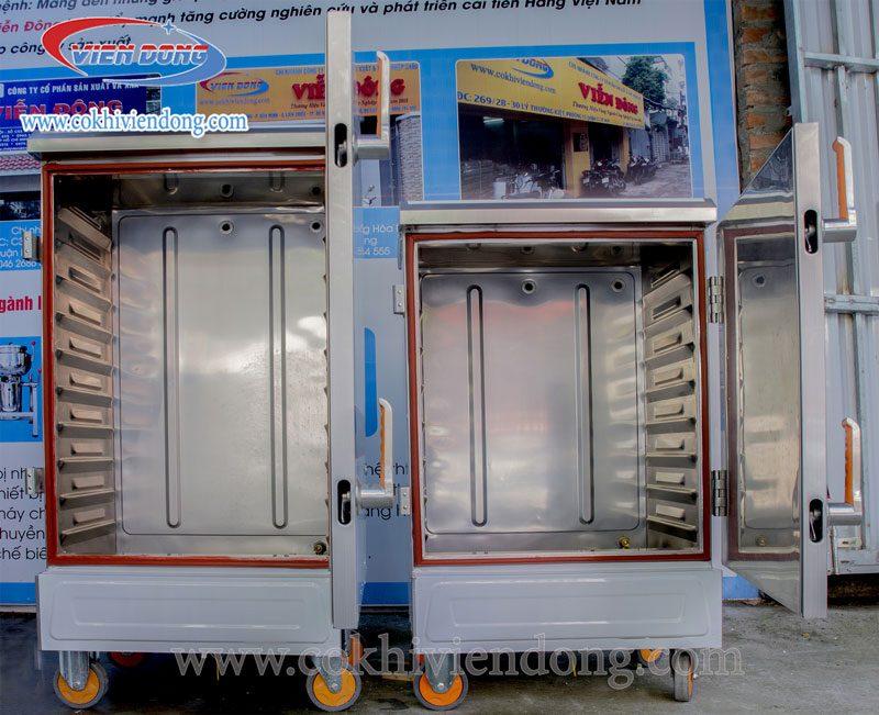 tủ hấp cơm bằng điện