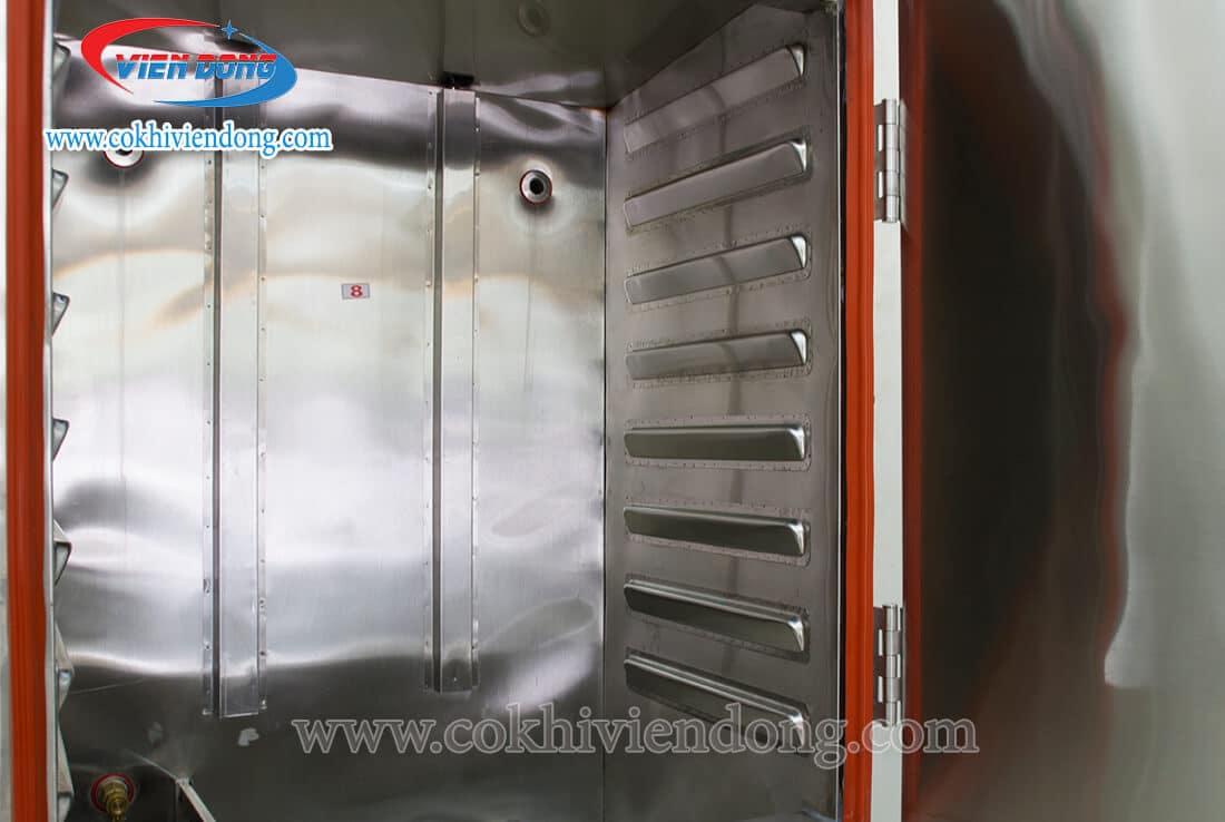 tủ nấu cơm công nghiệp 10 khay Việt Nam