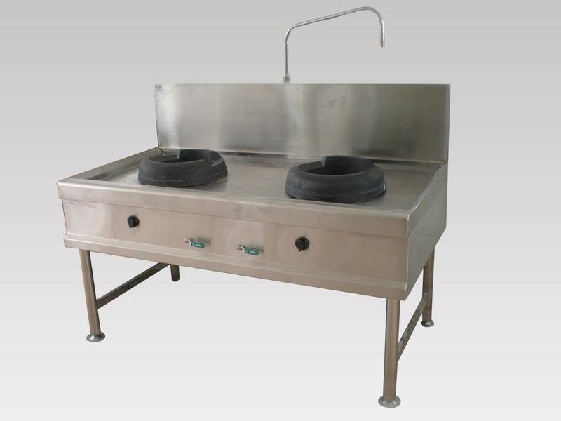 Tổng quan về bếp xào công nghiệp Viễn Đông