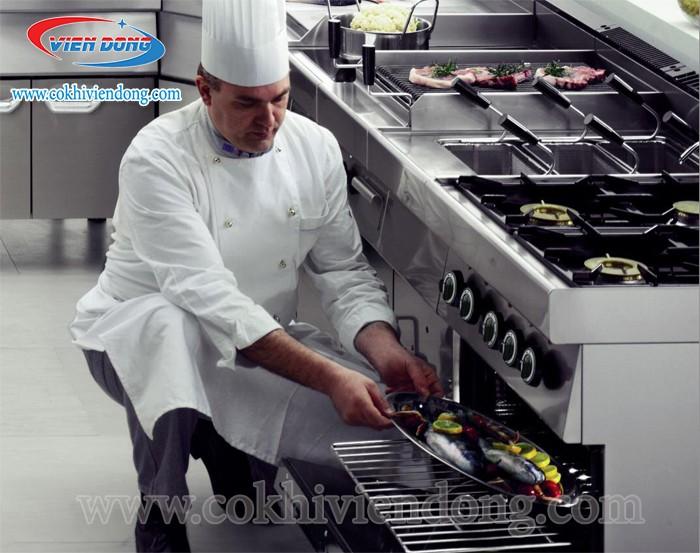 Nhận diện nhà cung cấp thiết bị bếp công nghiệp chất lượng cao