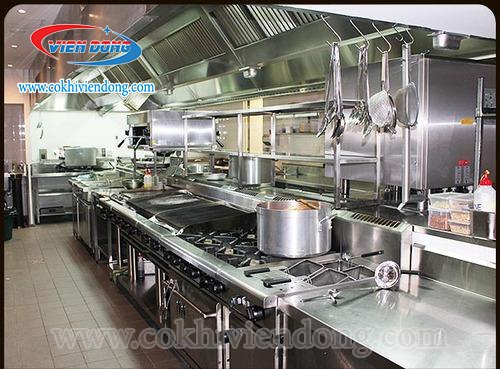 Tổng hợp các loại bếp Âu công nghiệp hiện nay
