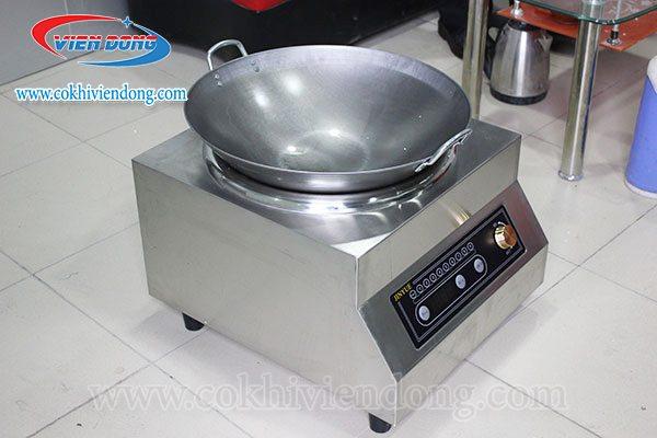 bếp từ công nghiệp mặt lõm