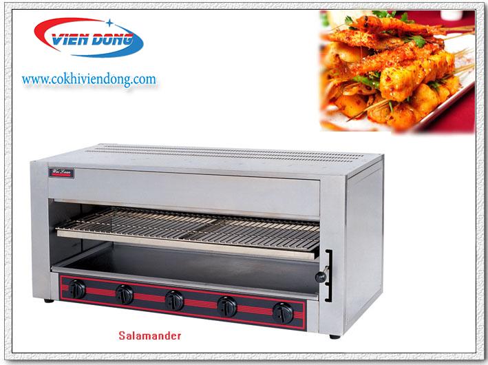 Lò nướng Salamander WYG 710