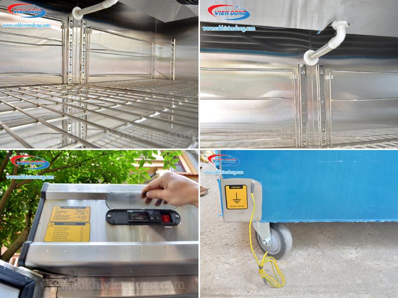 Tủ lạnh công nghiệp - Mua tủ lạnh công nghiệp phù hợp với nhu cầu