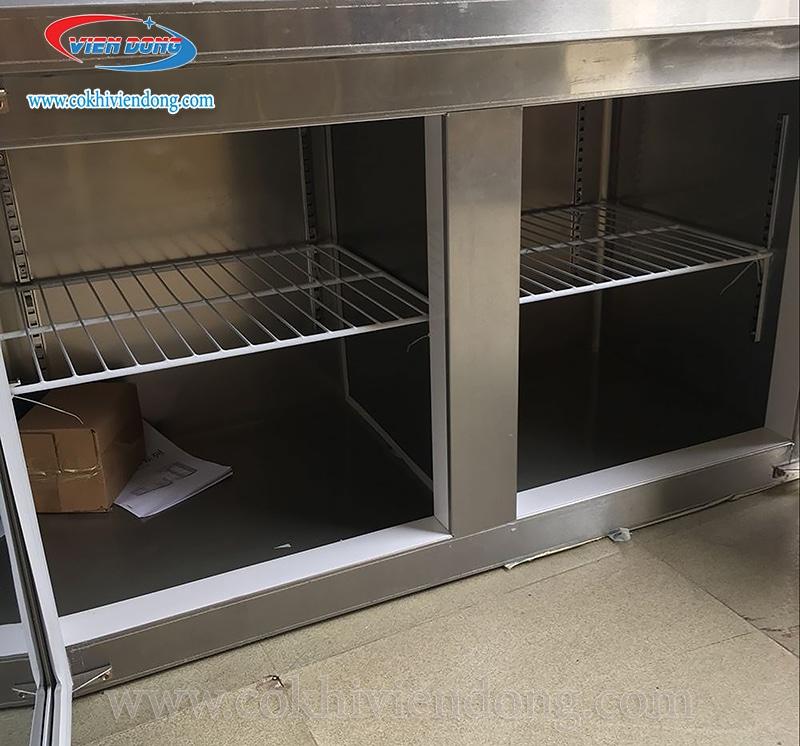 Bàn mát bàn lạnh công nghiệp chất lượng tốt nhất hiện nay