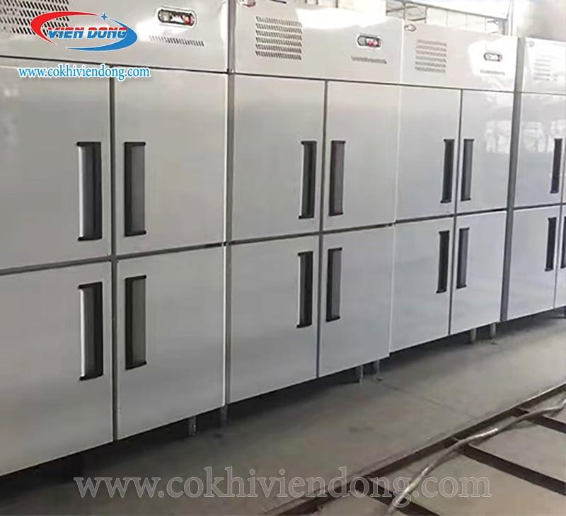 Tủ đông lạnh công nghiệp