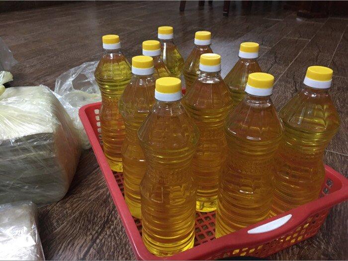 Máy ép dầu lạc đậu phộng