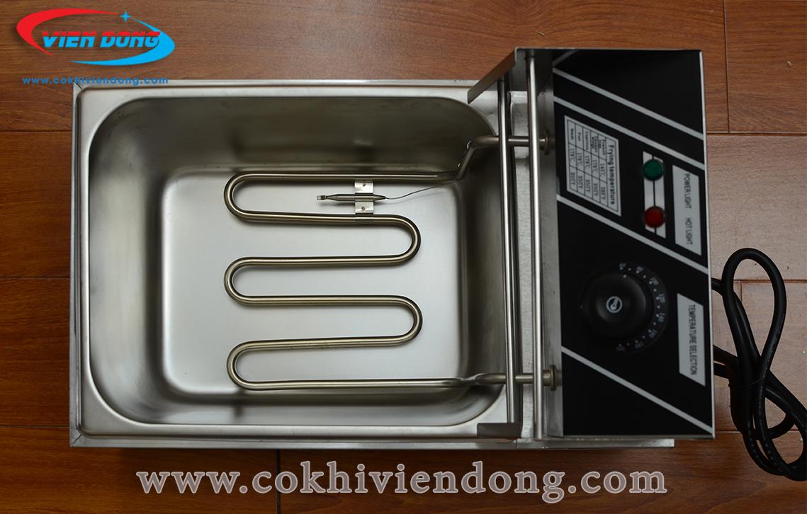 Bếp chiên đơn ZL81