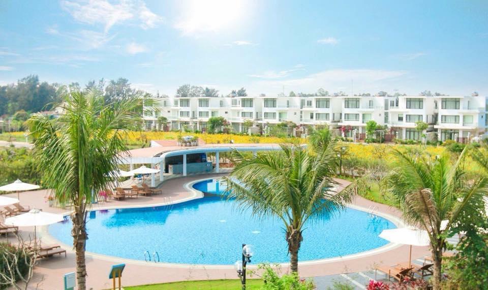 Bể bơi nước ngọt FLC Sầm Sơn