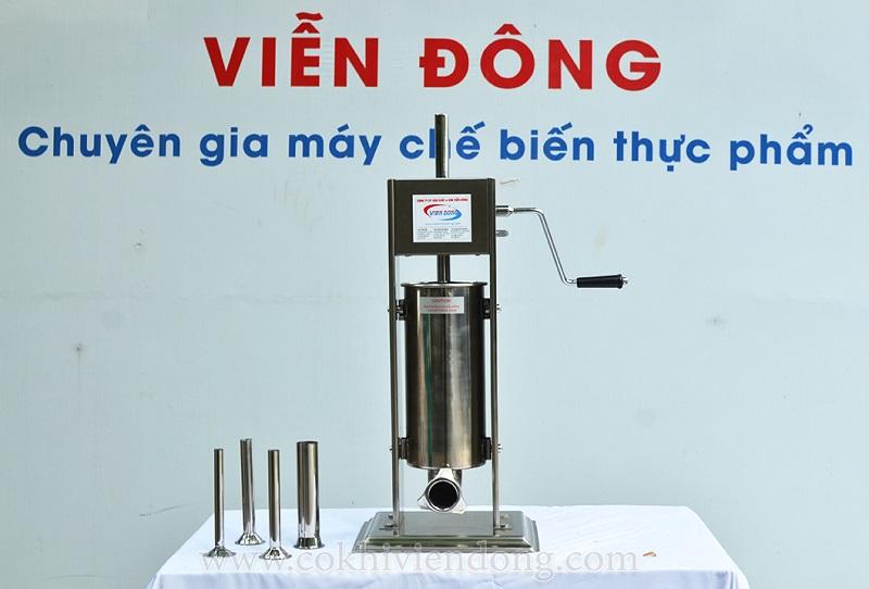 máy làm xúc xích bằng tay