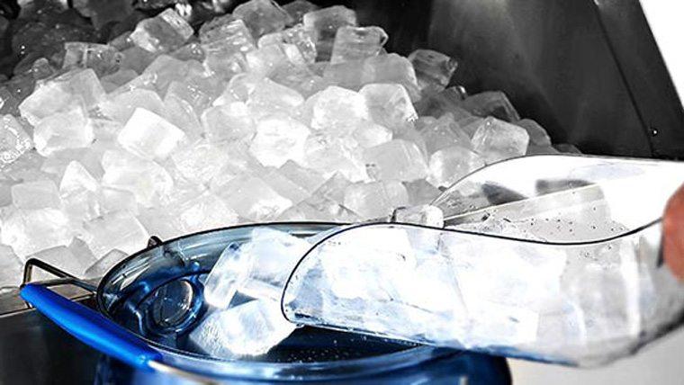 mở xưởng sản xuất nước đá