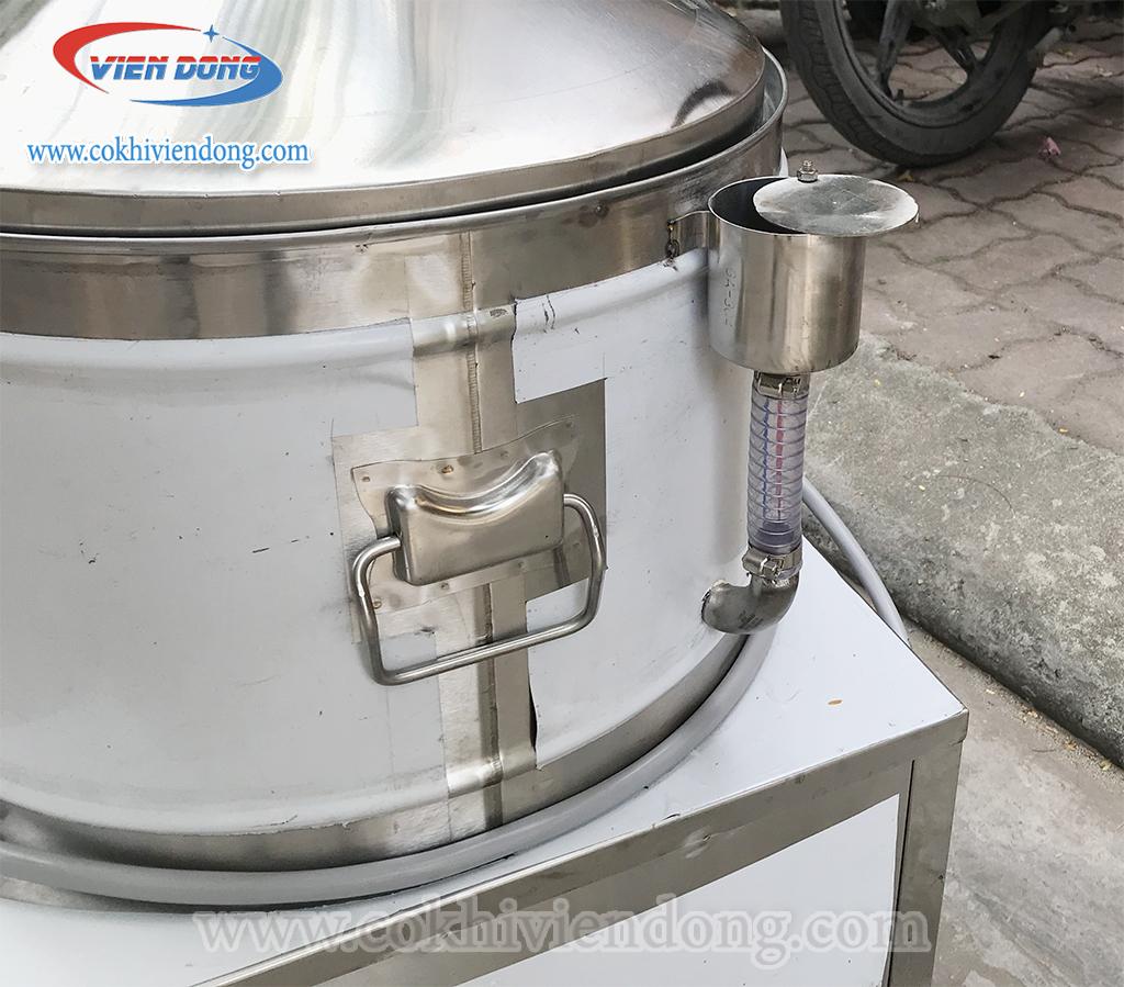 Ống tiếp nước và ống thủy