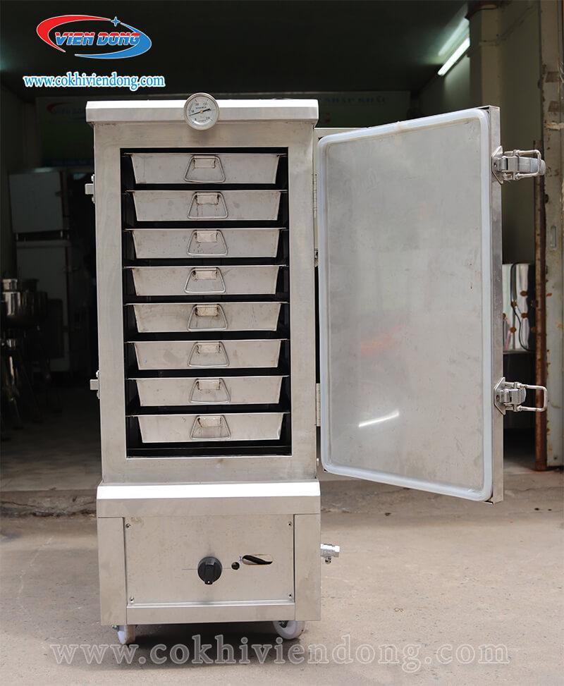 Tủ nấu cơm Việt Nam INOX 304