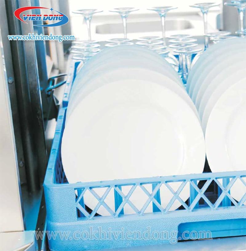 Máy rửa bát đĩa công nghiệp cao cấp
