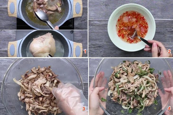 cách làm bánh ướt bằng chảo chống dính