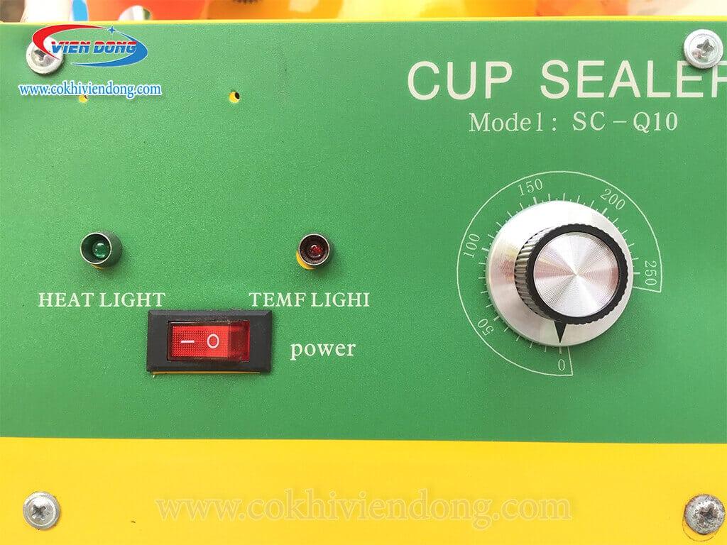 Máy ép miệng ly SC Q10
