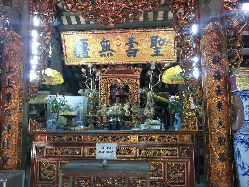đền thờ tô hiến thành