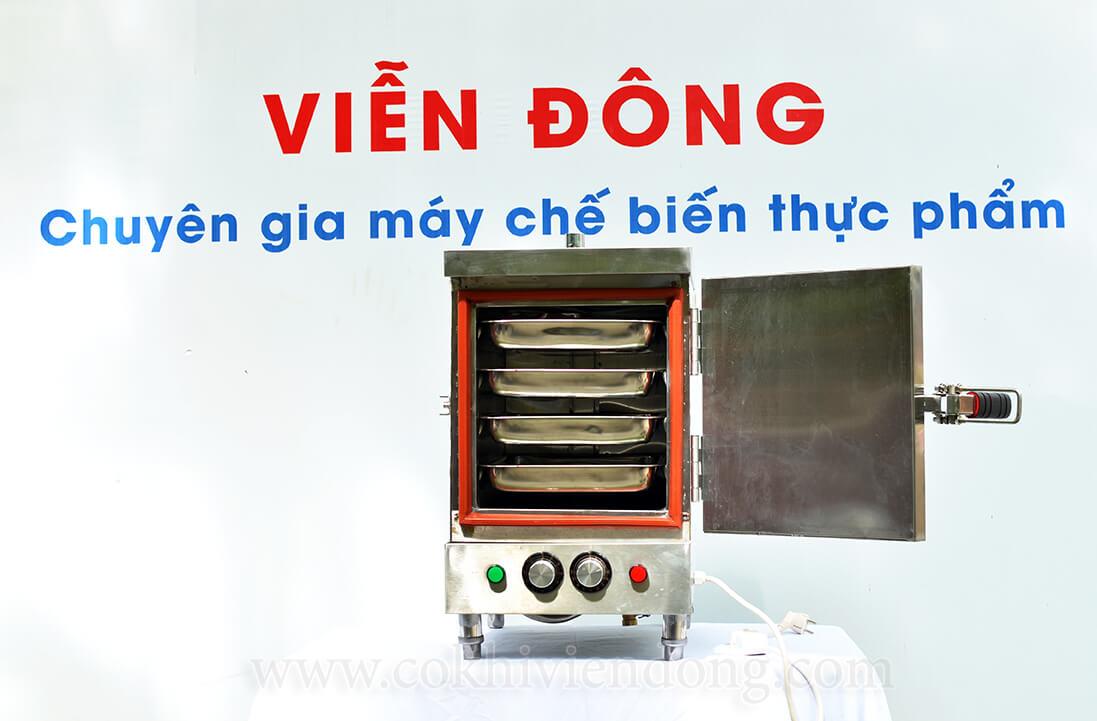 tủ nấu cơm mini 4 khay