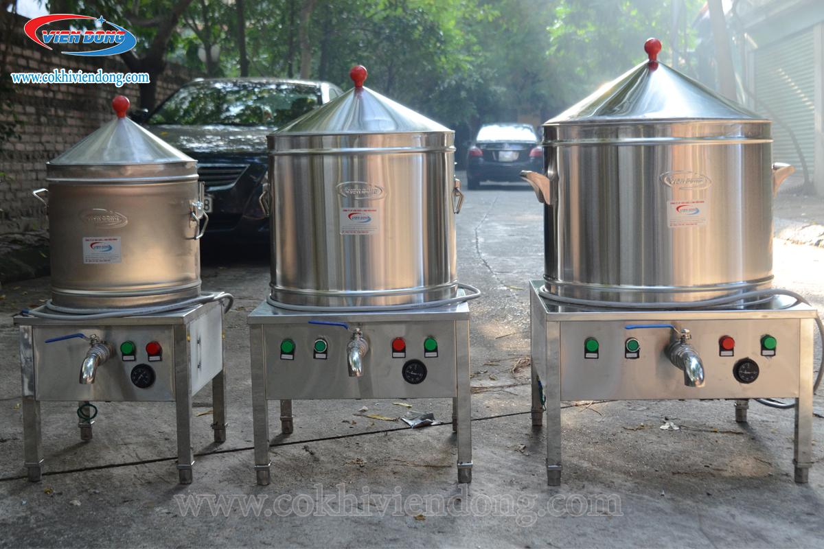 Tổng hợp các mẫu nồi nấu xôi điện Viễn Đông