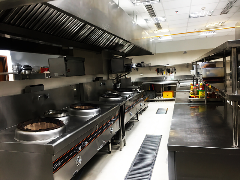 thiết kế bếp nhà hàng (1)