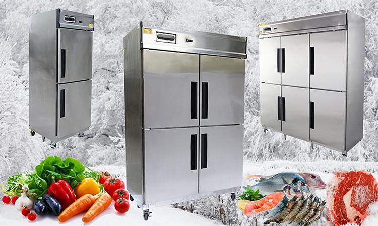 Kết quả hình ảnh cho tủ đông công nghiệp trong bếp