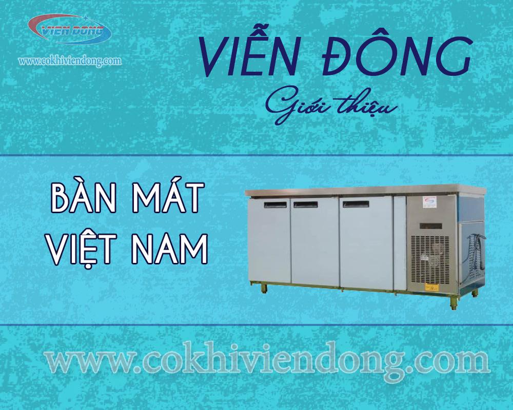 bàn mát Việt Nam