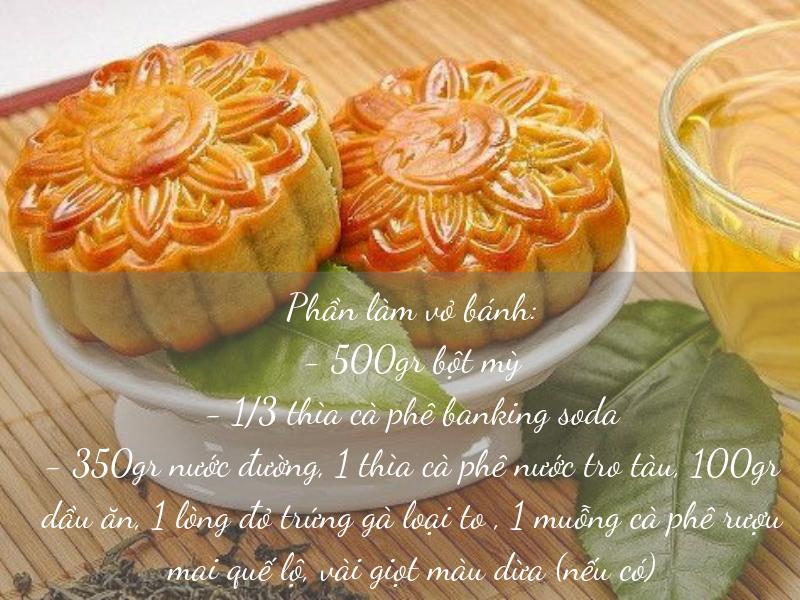 Cách làm bánh nướng tại nhà (2)