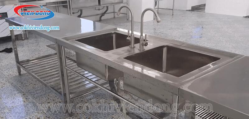 Chậu-rửa-inox-công-nghiệp