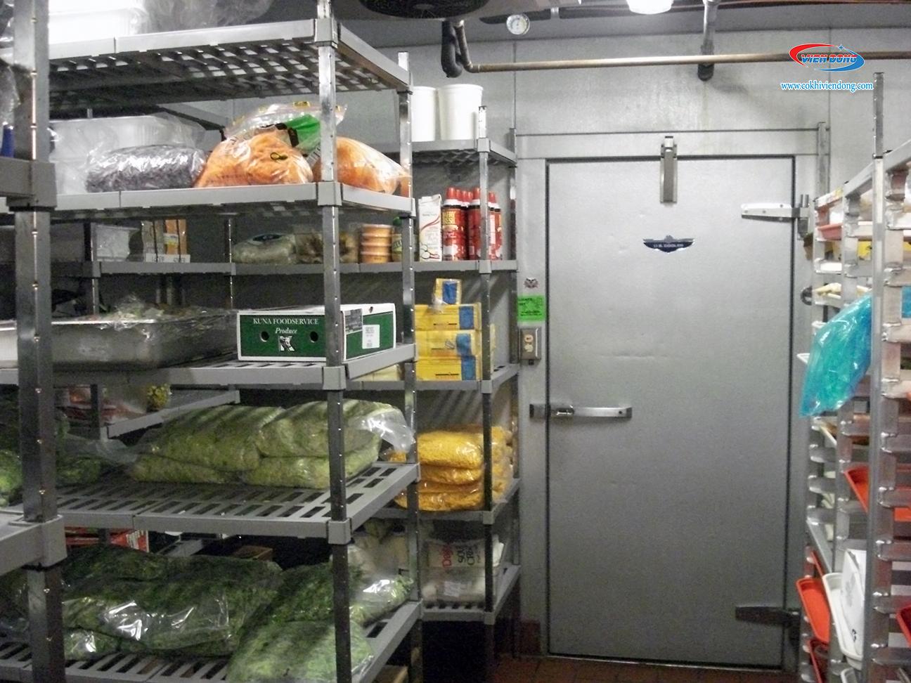 cách phân khu bếp nhà hàng1